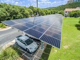SPECIALIZED SOLAR CARPORT