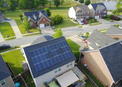 CHAPIN, SC PROJECT SOLAR INSTALL COMPLETE